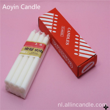 Candle White Household Candles Wax Candle