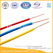 1mm2 Copper Wire PVCi Low Smoke Eletrical Wire