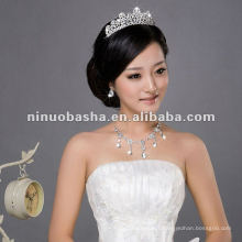 Hot Selling Wedding Crowns and Necklaces