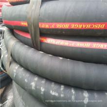 4 Zoll-flexibles GummiDieselkraftstoff-Öl-Saug- / Pumpen-Schlauch-Rohr 10bar