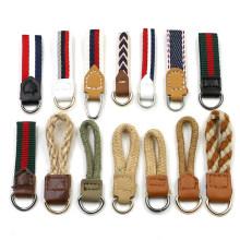 High Quality Custom New Arrival Zipper Puller Handbag Accessory Webbing Zipper Pulls