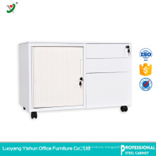 Roller Door Cabinet Caddy Mobile Filing Cabinet