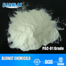 White PAC of Inorganic Coagulant for Paper Production