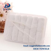 Hot Sale 25x25cm Cotton Disposable Refresh Airline Towel in Tray Hot Sale 25x25cm Cotton Disposable Refresh Airline Towel in Tray
