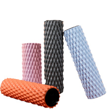 collapsible grid high-density cellulite massage foam roller set for muscle recovery