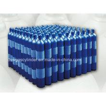 Cylindre de gaz pour l'oxygène