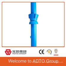 Q235 / Q345 scaffold materials cuplock standard zum verkauf nach afrika