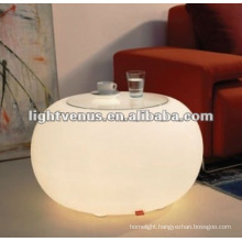 Novelty Led side table