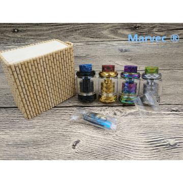 Colorful 510 Thread tangan digilap e-cig RTA vape
