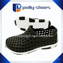 2016 nova chegada antiderrapante sapatos de jardim único