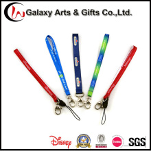 Custom Sublimation Polyester Phone Strap