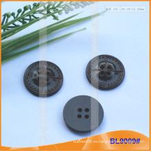 Imitar el botón de cuero BL9009