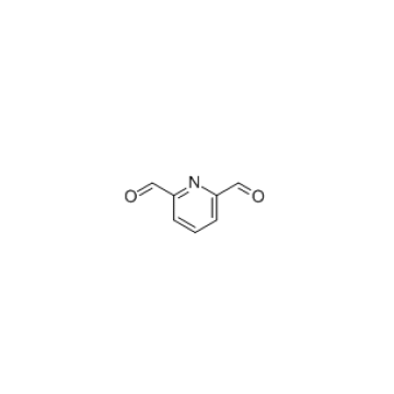 Hot Sale 2,6-Pyridinedicarboxaldehyde, 97% CAS 5431-44-7