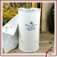 Porta-rolo de cerâmica 'French Pharmacy'