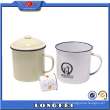 Best Selling Products Metal Drinking Cups with Lid
