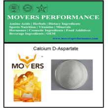 D-Aspartato de calcio de alta calidad de la fuente de la fábrica