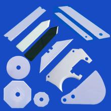 Lâminas de cerâmica de ZrO2 Zircônia resistentes ao desgaste e à corrosão
