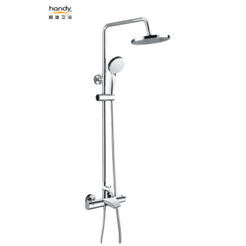 Kamar mandi Faucet Shower Thermostatic Kuningan
