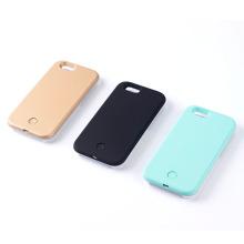 Etui de téléphone pour iPhone6/6plus avec lampe LED Selfie