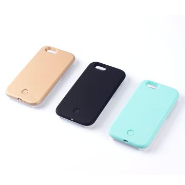 LED Selfie Phone Case for iPhone6/6plus