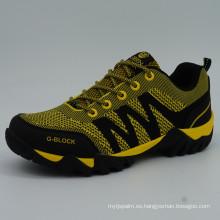 Nuevos zapatos calientes del Trekking de los hombres de la venta del diseño