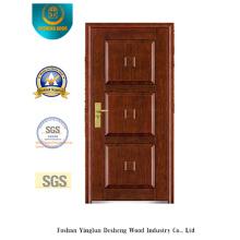 Puerta de acero de seguridad Simplestyle para exterior (b-3021)