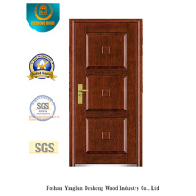 Simplestyle Security Steel Door for Exterior (b-3021)
