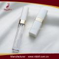 China por mayor personalizada de perlas blanco personalizado lustre de labios de embalaje de calidad de elección