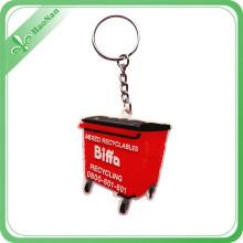 2016 neue Stil Abzeichen Keychain für Verkauf mit hoher Qualität
