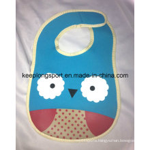 Full Color Neoprene Baby Bibs