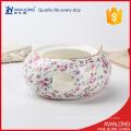 Eine Tasse Teekanne mit einem günstigen Preis sehr schönes Design Blumen-Abziehbild