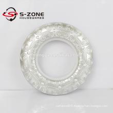 43mm inner diameter round shape high quality plastic curtain eyelets