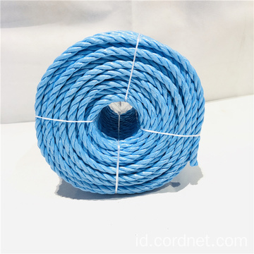 Hot Sale Biru PP Splitfilm Twist Cord