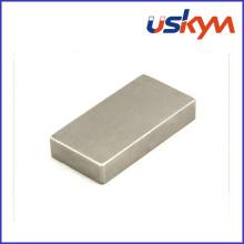 N35sh Neodymium Block Magnet (F-005)