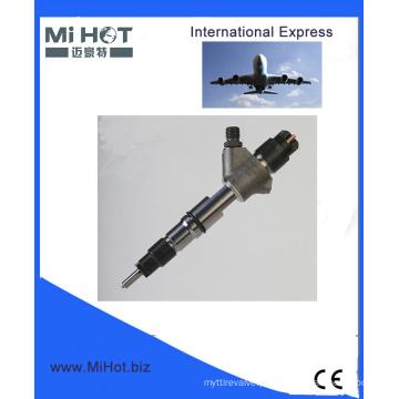 Injetor Bosch 0445120106 para as peças de automóvel comuns do sistema ferroviário