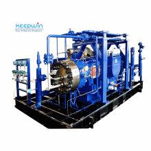 4500 psi Gas Compressor High Pressure Good in Quality Oil Free Diaphragm Compressor