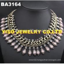 wholesale choker rhinestone necklace