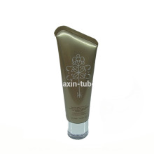 custom cosmetic packaging facial cleanser tube containers