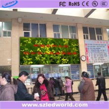 Panneau d'affichage à LED fixe polychrome d'intense luminosité d'intérieur de SMD pour la publicité (P3, P4, P5, P6)