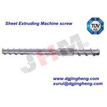 Blech Extrudiermaschine Schraube für Extruder