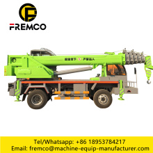 Self-elevating Cranes For Truck