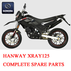 Hanway XRAY125 Complete Spare Part