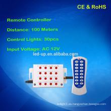 Fabricante Universal Control Remoto Inalámbrico Controlador AC12V