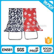 Складной стальной стул для пляжа Стальная кровать Sun Loungers