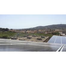Bluesun monocristalino marco negro mono 360W 24v blackframe panel solar
