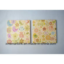 Customized Square Ceramic Tiles for Souvenir Crafts