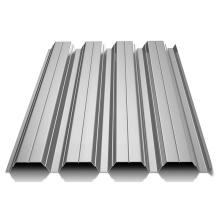 Hoja de techo galvanizado de chapa de acero corrugado Gi