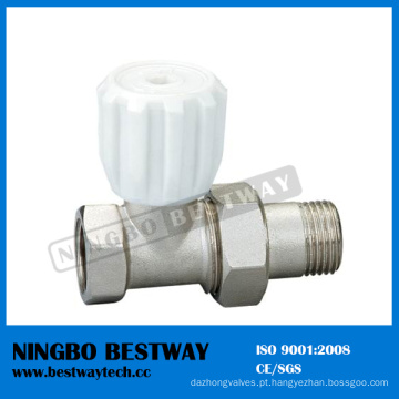 Fornecedor rápido de produtor de válvula de radiador termostático (BW-R06)