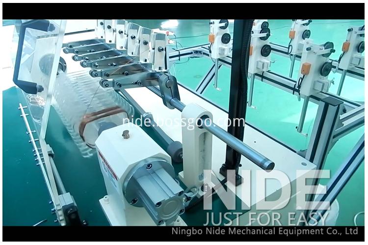 Stator coil winding machine transformer winding machine winde2