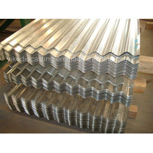Tôle ondulée galvanisée de toiture / mur